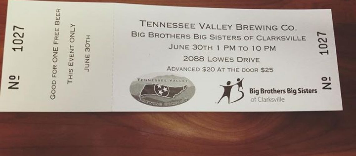 Tickets are still available for our fundraiser for Big Brothers and Big Sisters of…